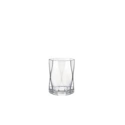 Bộ 12 Nettuno ly thủy tinh 28cl (trắng)