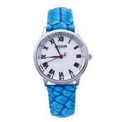 Đồng hồ nữ màu xanh Julius JA-857L