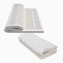 Nệm CSTN Massage-WEAN 10cmx1m8 tặng 1 bộ chăn drap + 2 gối CSTN + 1 áo lưới bảo vệ + 1 áo bọc nệm