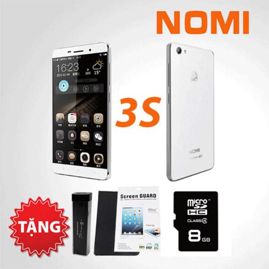 Điện thoại thông minh 5 inch Nomi 3S