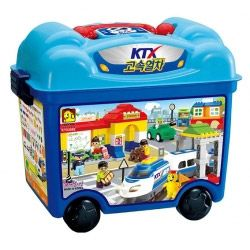 Bộ lắp ghép KTX TRAIN EXPRESS SERIES  KTX-2092