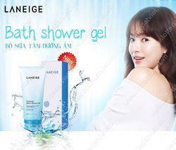 Bộ 2 sữa tắm cao cấp Laneige Shower Gel 200ml