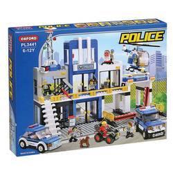 Bộ lắp ghép POLICE HEADQUARTER PL3441