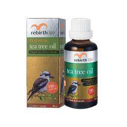 Tinh dầu trà xanh Rebirth trị mụn RL13
