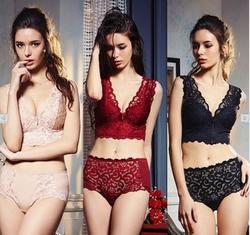 3 Bộ nội y Madam Angel (3 áo ngực+3 quần lót Madam Angel) TẶNG 3 quần lót MadamAngel + 2 ao Zenic