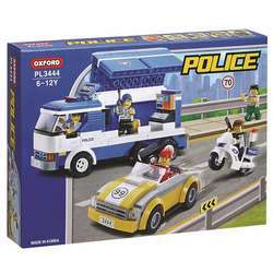 Bộ lắp ghép POLICE STREET CHASE PL3444