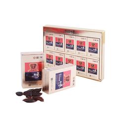 01 hộp (10 gói) Hồng Sâm lát tẩm mật ong CKD + 01 trà sâm + 01 kẹo sâm