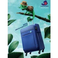 KAMILIANT Vali du lịch cao cấp Kamiliant Size 46 tặng 1 túi vải áo vali + 1 thẻ tên vali