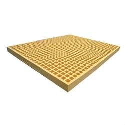 Nệm cao su Kim Cương Happygold 160x200x10cm + bọc nệm cùng size