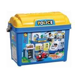 Bộ lắp ghép POLICE DEPARTMENT SERIES NP2391