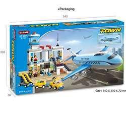 Bộ lắp ghép TOWN SERIES(AIRPORT) ST33313