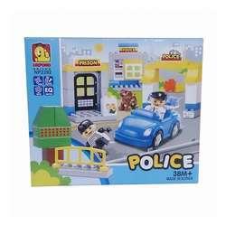 Bộ lắp ghép POLICE DEPARTMENT SERIES NP2392