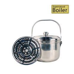 Nồi ủ đa năng Supernatural boiler 5.6L (+vỉ hấp)