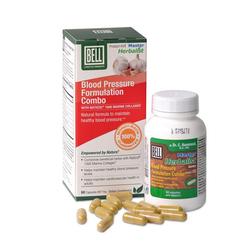 03 hộp (60 viên/hộp) hỗ trợ huyết áp BELL (2+1) + 01 gói kẹo sâm_14p