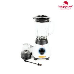 Máy  xay sinh tố Happy Cook 1.5 lít cối thủy tinh HCB- 150C