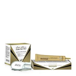 Combo 1 Đai 4D + 3 Kem 4D Gold định hình khuôn mặt V-line 4D Gold Cream