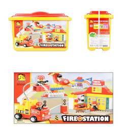 Bộ lắp ghép FIRE STATION SERIES OFD2082