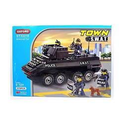 Bộ lắp ghép TOWN SERIES(SWAT) ST33318