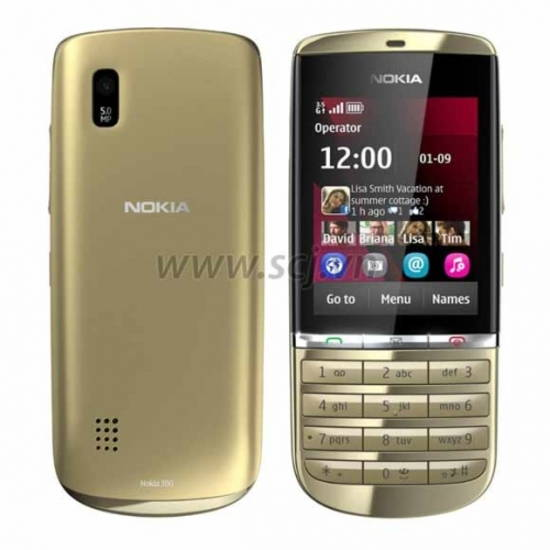 Điện thoại Nokia Asha 300