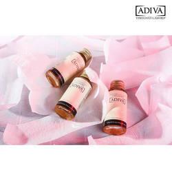 Bộ 04 hộp tinh chất làm đẹp collagen ADIVA ((14 lọ/hộp)