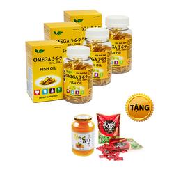 Vitabella_Bộ 3 hộp Omega 369 (100v/hộp)_Live