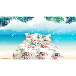AIR WEAR BED -  Bộ sưu tập  2 trong 1 gồm (2 bộ drap + 1 chăn 2 mặt) 1m8