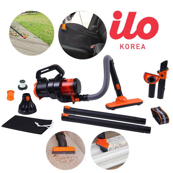 [Ilo Vacuum] Máy hút bụi đa năng 2 chiều ILO