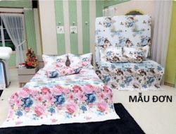 AIR WEAR BED -  BST 2 trong 1 gồm (2 bộ drap + 1 chăn 2 mặt) 1m8 giảm giá  591k