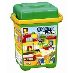 Bộ lắp ghép SMART BLOCK MARKET TS2462