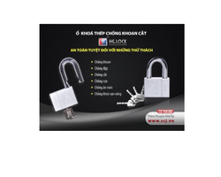 Khóa chống trộm 6 công năng HG Lock ( 5960)