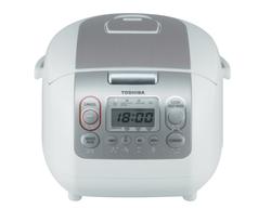 [Toshiba] Nồi cơm điện tử 1L RC-10NMFVN(WT)