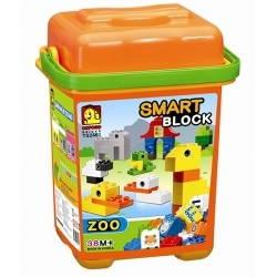 Bộ lắp ghép SMART BLOCK ANIMAL  TS2461