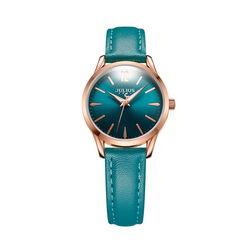 Đồng hồ nữ JULIUS Hàn Quốc chính hãng JU1207 (Xanh)