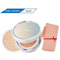 Kem phấn nền kiểm soát dầu kèm lõi thay thế Laneige BB Cushion_Pore Control SPF50+ PA+++ No.23 (Neutral - màu trung tính)