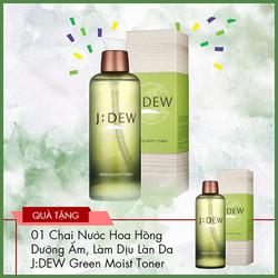 Nước Hoa Hồng Dưỡng Ẩm, Làm Dịu Làn Da J:DEW (Đảo Jeju - Hàn Quốc) + TẶNG 1 SP CÙNG LOẠI