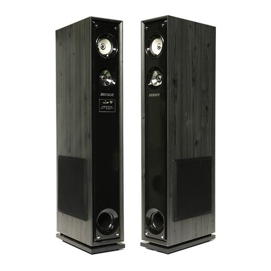 [BOSSER] Bộ loa Karaoke Bluetooth Bosser SA-181K