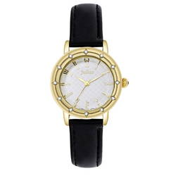Đồng hồ nữ Julius màu đen JA-702