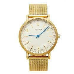 Đồng hồ nam màu vàng Julius JA867M