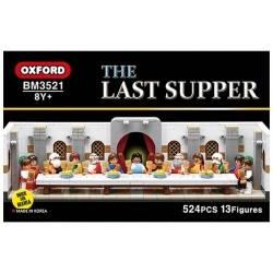 Bộ lắp ghép THE LAST SUPPER BM3521