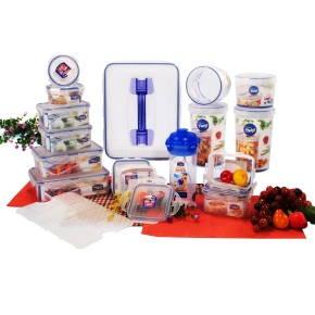 Bộ hộp bảo quản thực phẩm classic Lock&Lock (16+8)