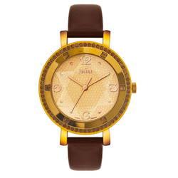 Đồng hồ nữ Julius màu nâu JA-827
