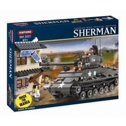 Bộ lắp ghép SHERMAN TANK BM3527