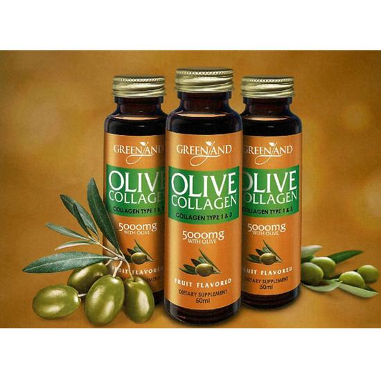 [LOVE CARE]-Combo 4 hộp thực phẩm bảo vệ sức khỏe Olive Collagen ( Mua 3 tặng1)