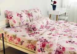 Windsir bộ chăn drap cao cấp thương hiệu Malaysia(1m6*2m*25cm) tặng 2 bộ drap cùng chất liệu Windsir