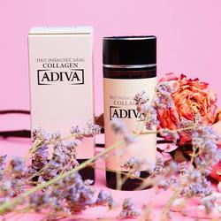 06 hộp (70 viên/hộp) Adiva Collagen (5+1) + 08 lọ White Adiva_58p TẾT