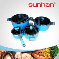 Bộ nồi chống dính Sunhan