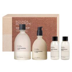 Bộ sản phẩm dưỡng da OliveYoung ROUND A'ROUND Basic Skincare