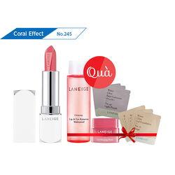 Son thỏi sắc nét Laneige Silk Intense Lipstick #245 Coral Effect