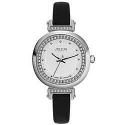 Đồng hồ Julius màu đen JA-843