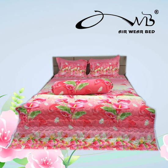 Drap Nắng thu AIR WEAR BED 2 in 1 1m6